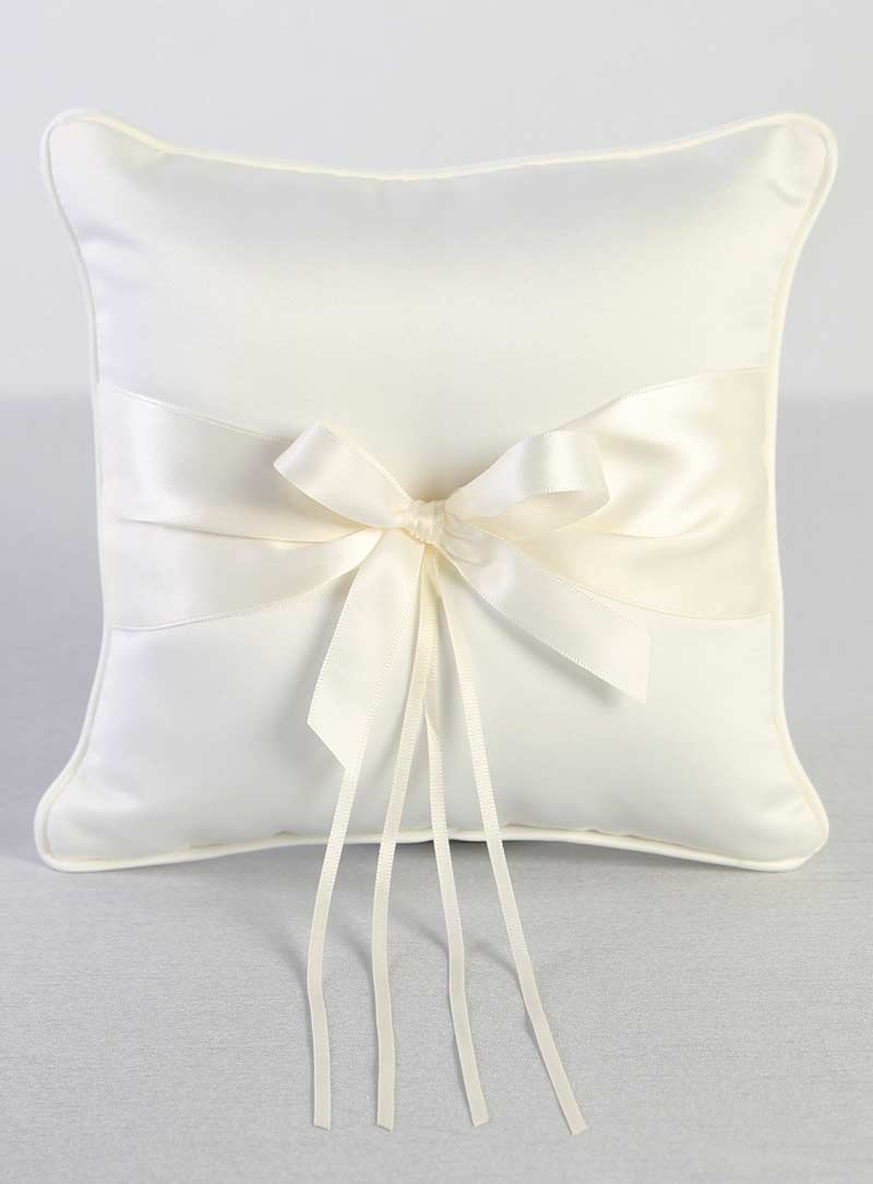 Image of: Ring Bearer Pillow Colors
