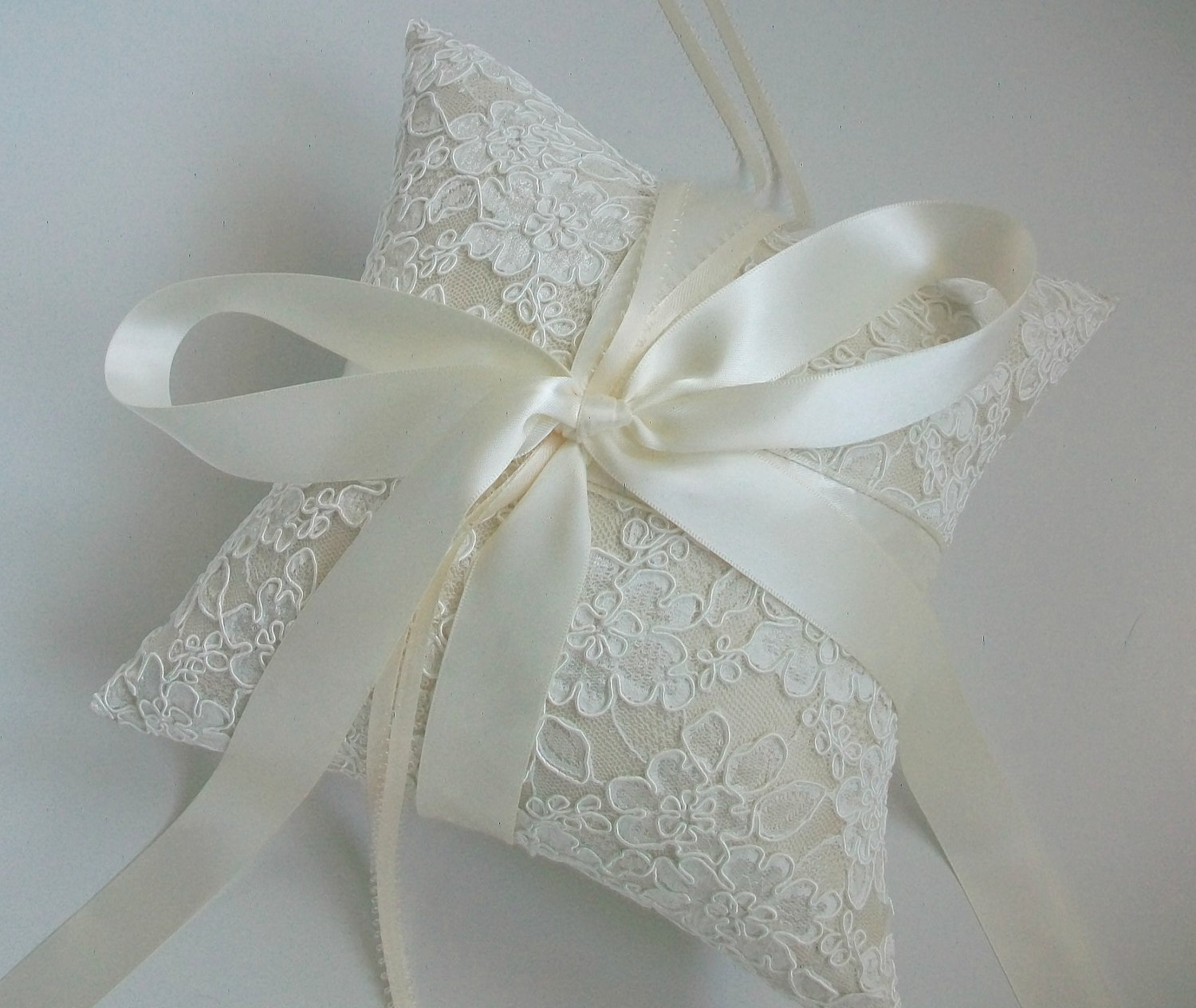 Image of: Ring Bearer Pillow Covers