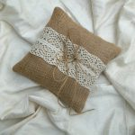 Ring Bearer Pillow Fabric