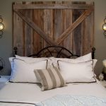 Rustic Bedside Wall Sconces