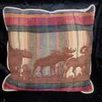 Rustic Couch Pillows Throw
