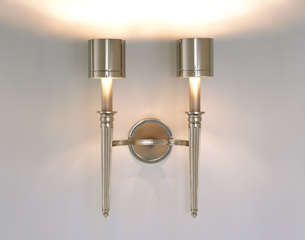 Image of: Rustic Industrial Sconce Lighting