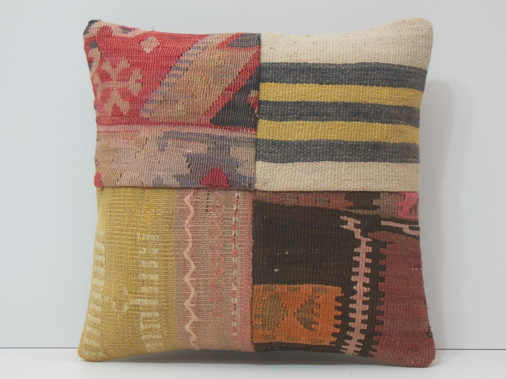 Image of: Rustic Pillow Covers Decorative