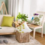 Rustic Pillow Covers Flower