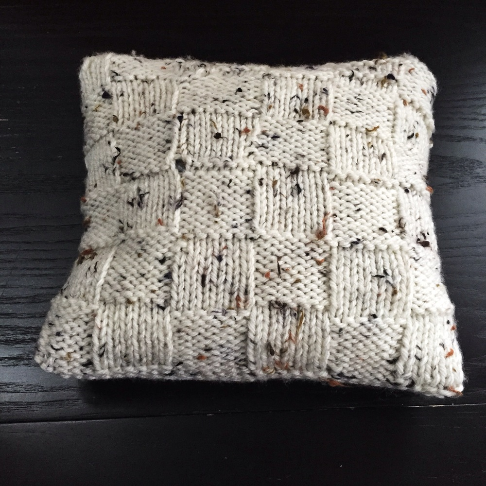 Rustic Pillow Covers Pattern
