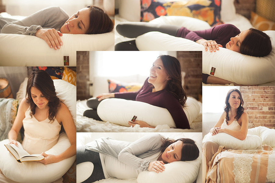Image of: Safety Leachco Snoogle Total Body Pillow