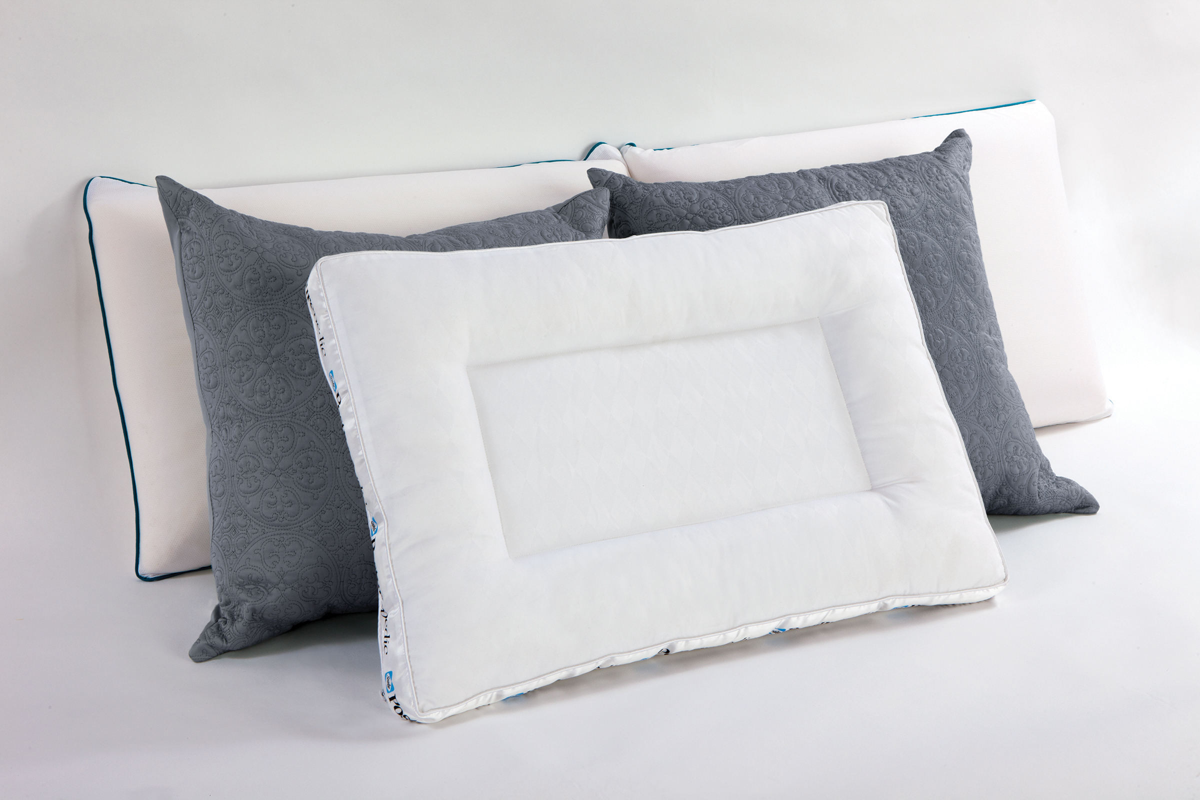 Image of: Sealy Posturepedic Pillows for Neck Pain