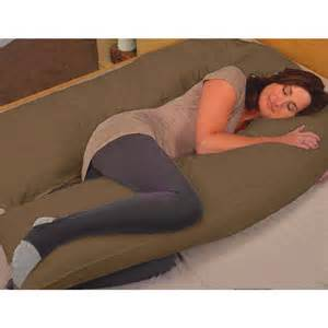 Image of: Shaped Maternity Body Pillow