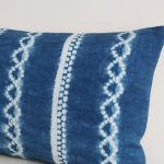 Shibori Pillow Cover