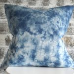Shibori Pillow Fabric
