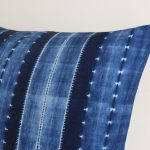 Shibori Pillows Blue