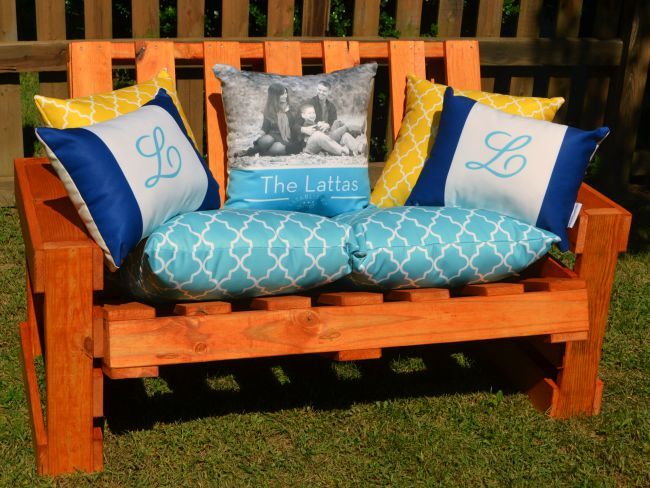 Image of: Shutterfly Pillow Code