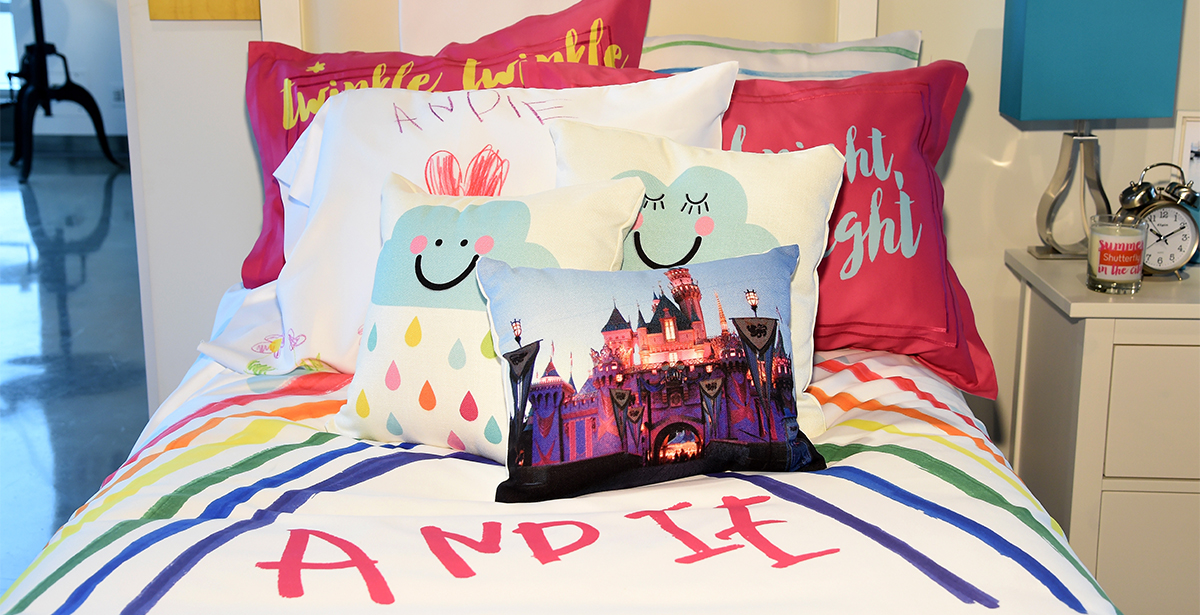 Image of: Shutterfly Pillow Collage