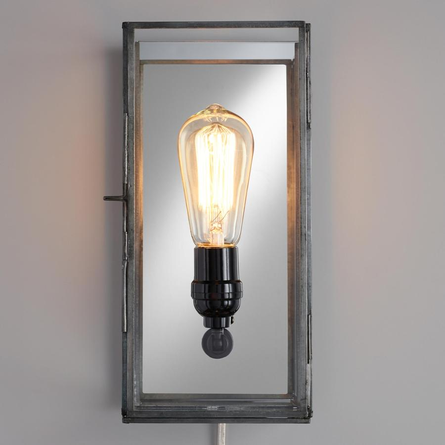 Image of: Simple Bright Wall Sconces