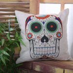 Skull Pillow Picture