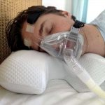 Sleep Apnea Pillow And Mask