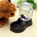 Small Dog Water Bowl Fountain