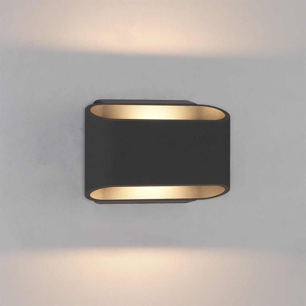 Image of: Small Led Sconce Indoor