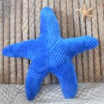 Starfish Nautical Throw Pillows Shapes