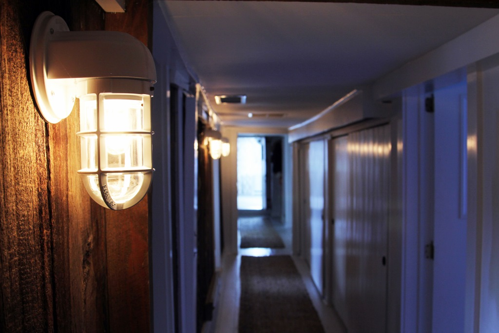 Image of: Stylish Barn Light Sconce