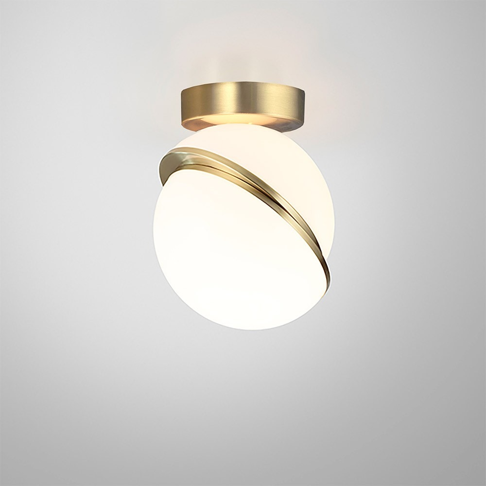 Image of: Stylish Ceiling Sconce