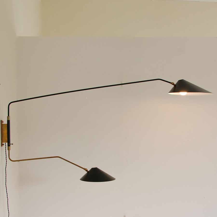 Image of: Stylish Hardwired Wall Sconce