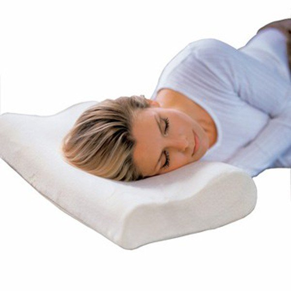 Image of: Tempur Pedic Neck Pillow Travel Size