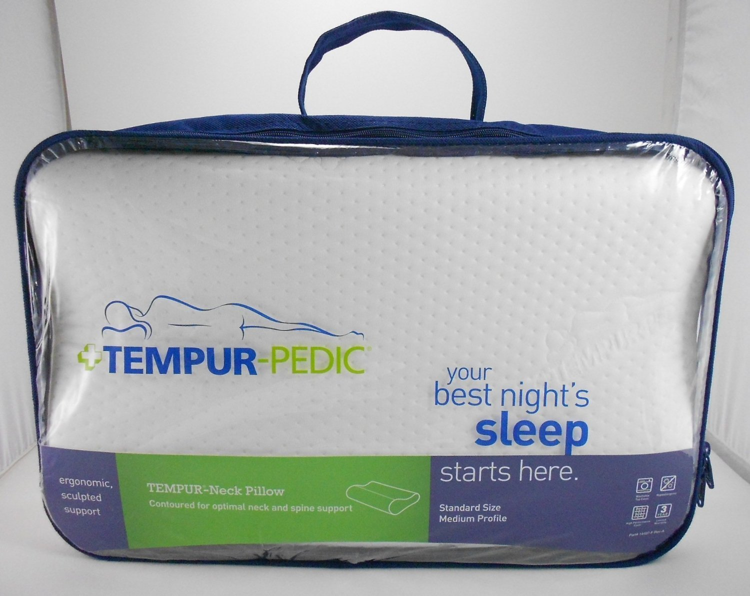 Tempurpedic Neck Pillow Travel