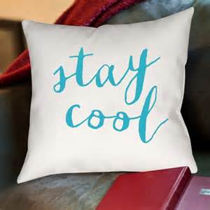 Image of: That Stay Cool Pillow