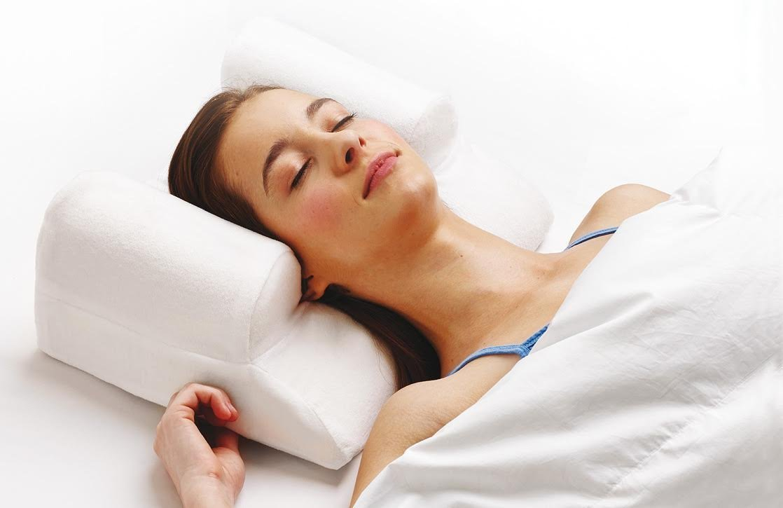Image of: Therapeutica Pillow for Neck Pain