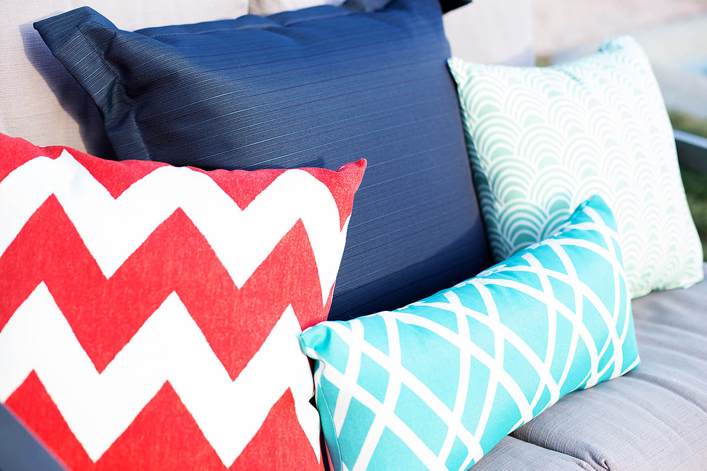Image of: Throw Pillows at Target Design