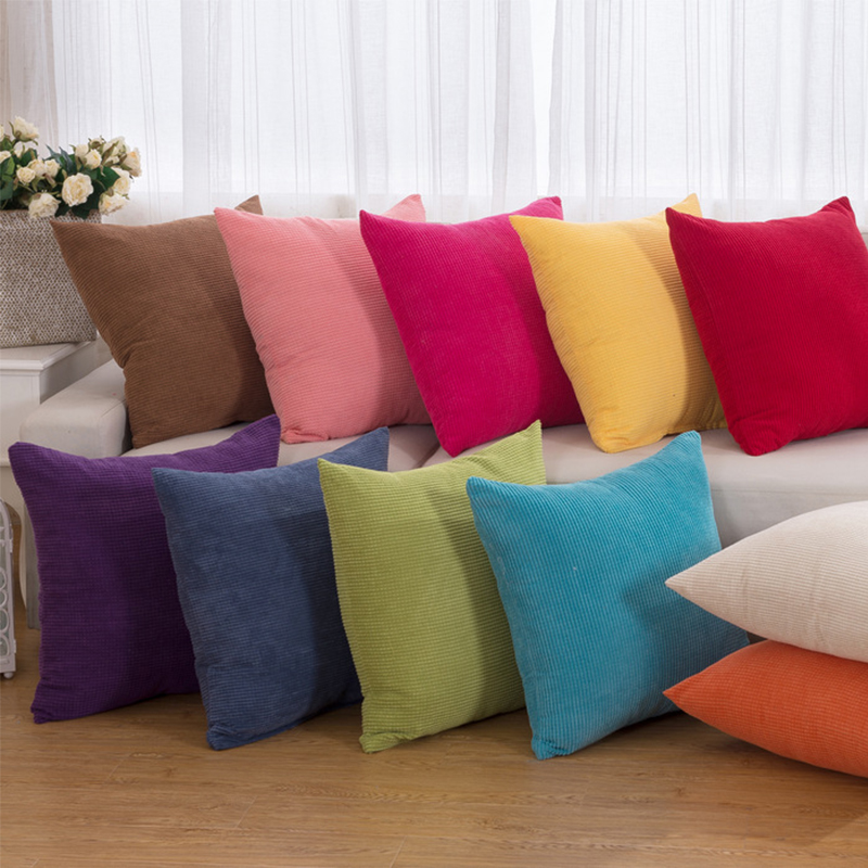Image of: Throw Pillows for Couch Colors