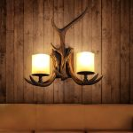 Top Antler Sconces