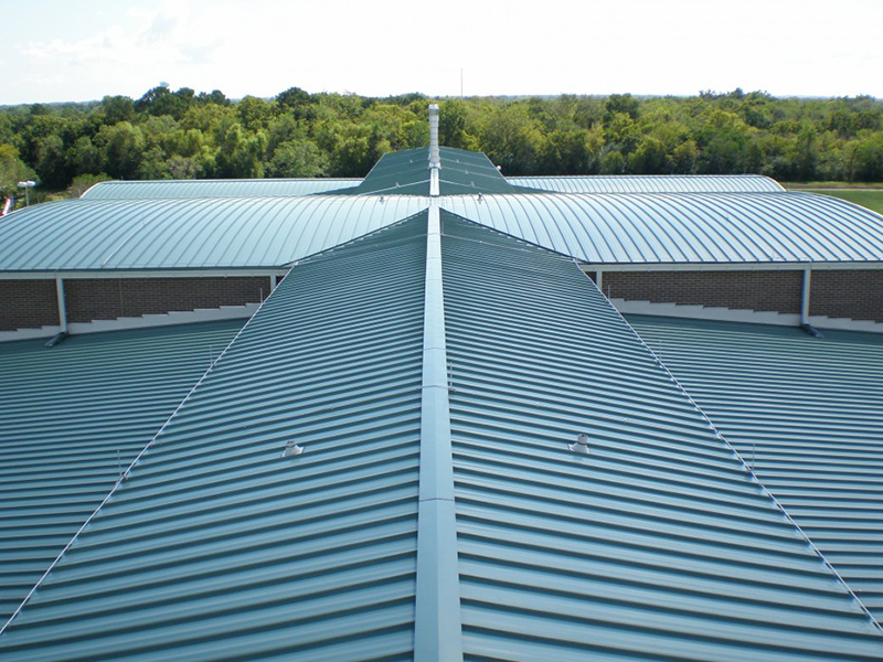 Image of: Top Corrugated Aluminum Roofing