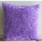 Top Purple Decorative Pillows