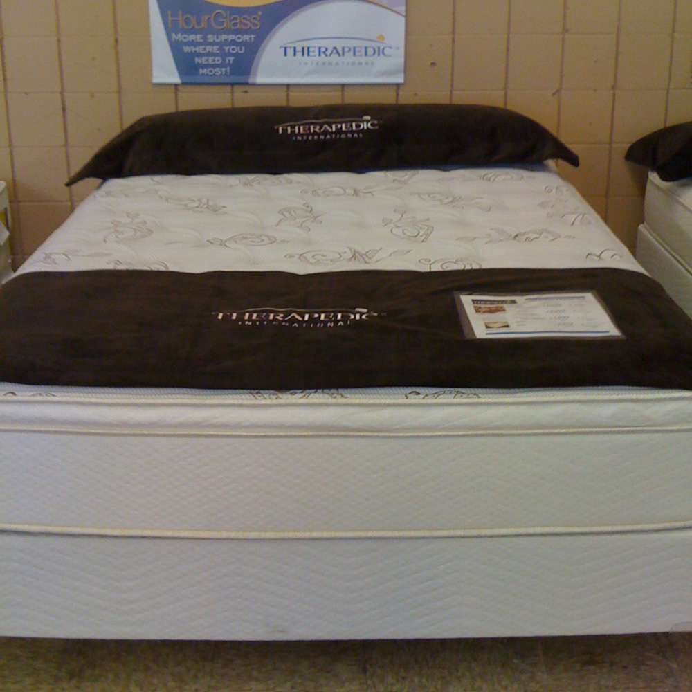 Image of: Top Therapedic Pillow