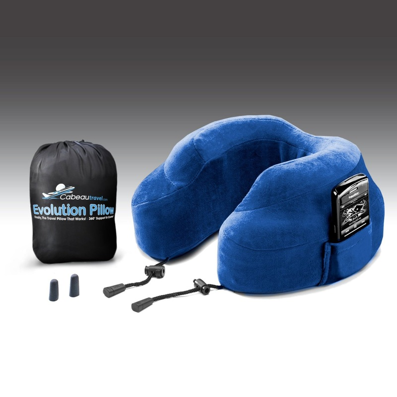 Image of: Travel Neck Pillow Foam