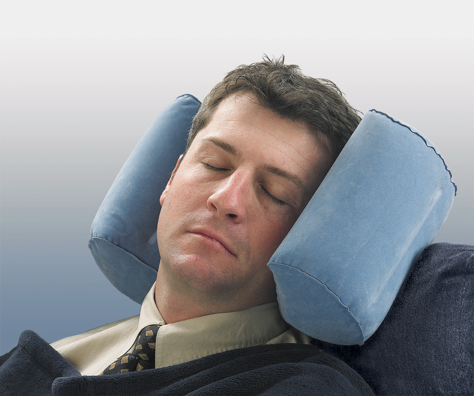 Image of: Travel Neck Pillow Sleep