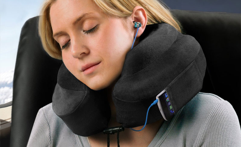 Image of: Travel Neck Pillow Type