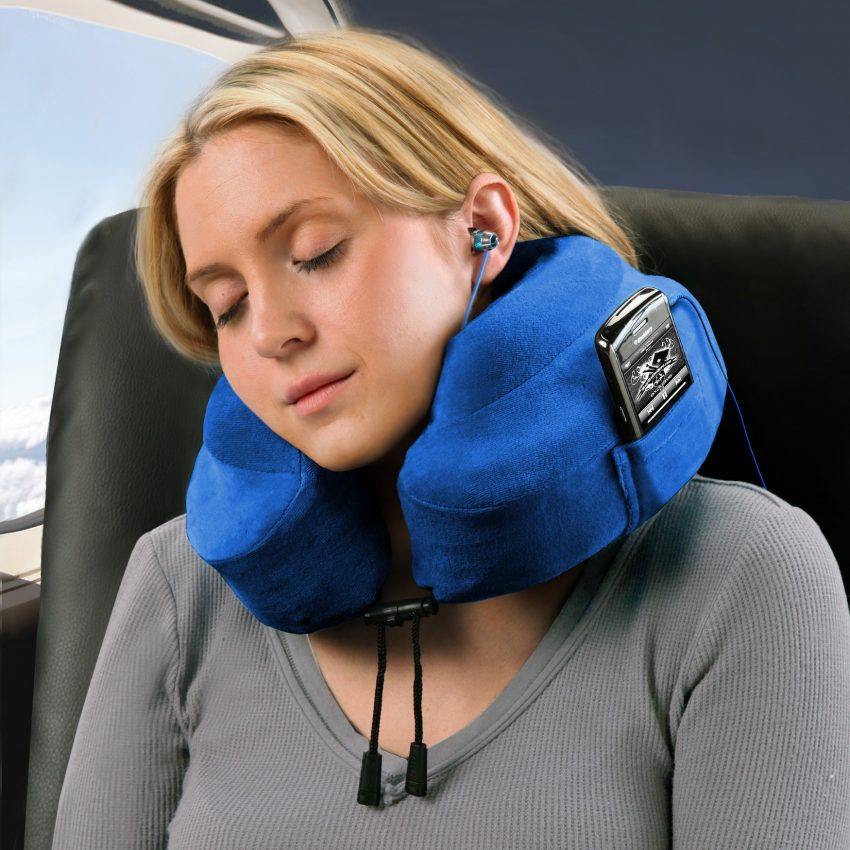 Image of: Travel Neck Pillows