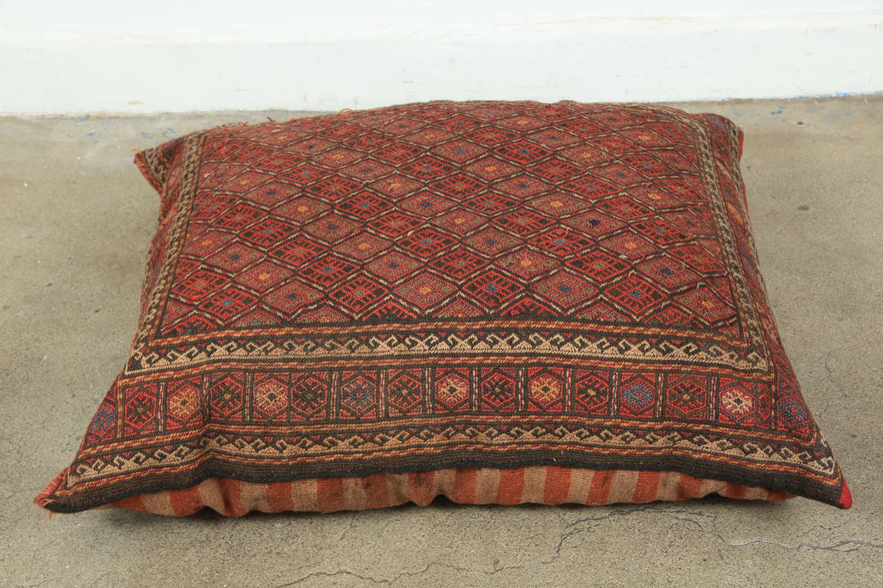 Image of: Turkish Oversized Floor Pillows