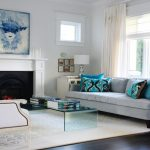 Turquoise Pillows for Sofa