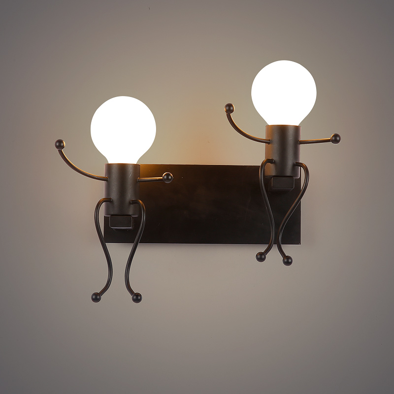 Image of: Unique DIY Wall Sconce