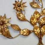 Vintage Floral Wall Sconces