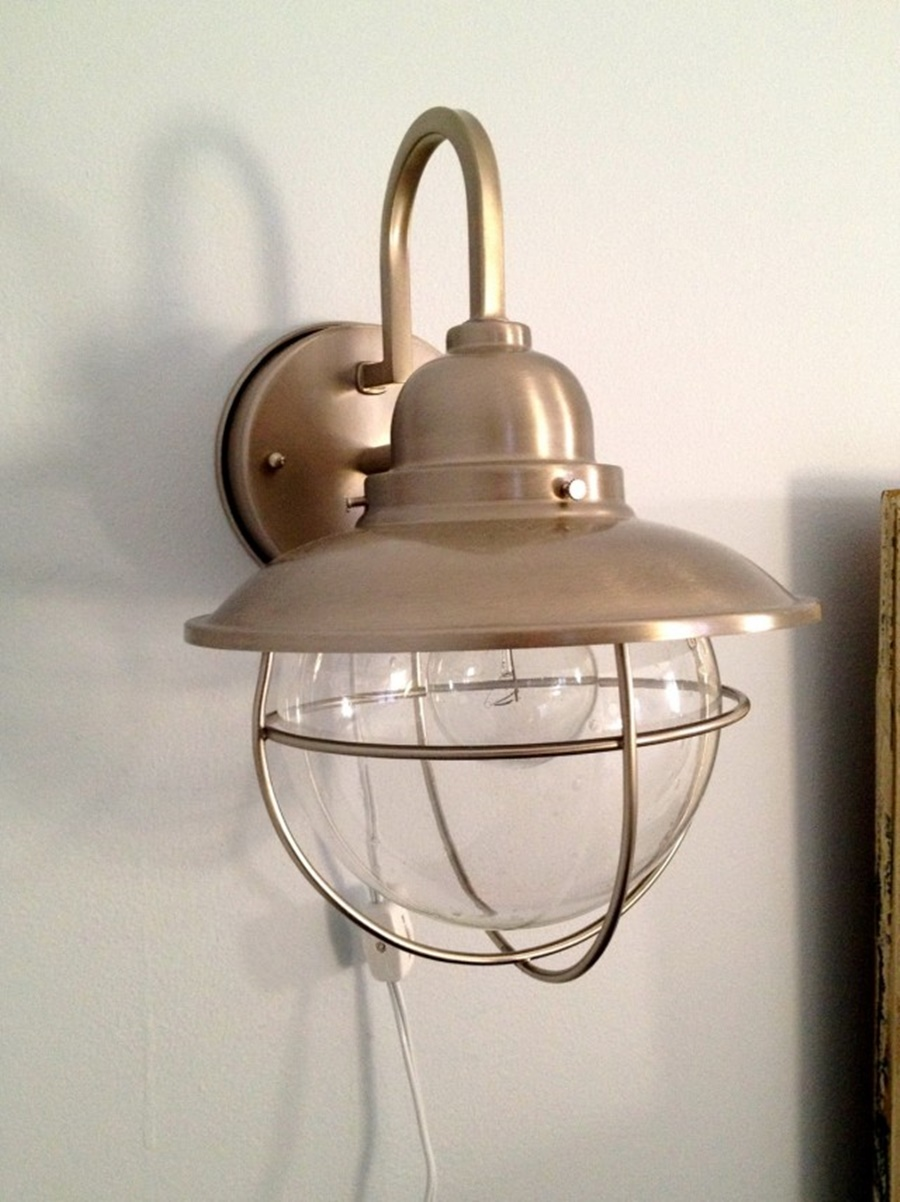 Vintage IKEA Wall Sconces