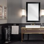 Wall Bathroom Sconce Height