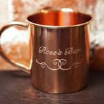 100 Copper Moscow Mule Mugs