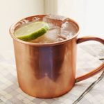 100 Percent Copper Moscow Mule Mugs