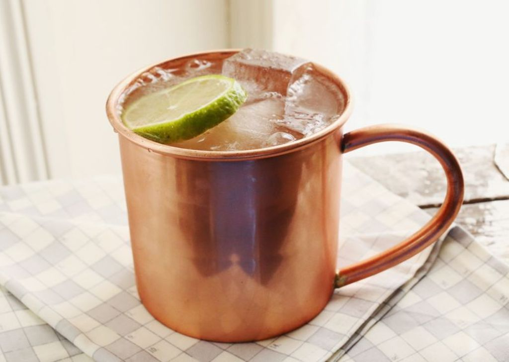 Image of: 100 Percent Copper Moscow Mule Mugs