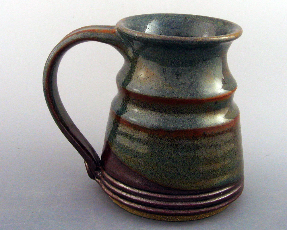 Image of: 1970s Stoneware Mugs